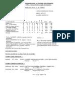 Programaciones 07-11-15