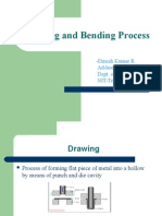 Drawing and Bending