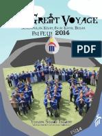 The Great Voyage [Antologi Kisah Pelayaran FSI FE UI 2014]