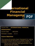 IFM - Intro