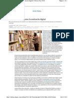 Libro de Papel Libro Digital