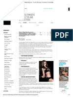 Bodybuilding.com - The U...Ffective Training Split