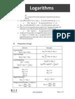 A12 Logarithms BP 9-22-14