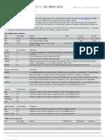 Informe Diario de Mercado de Saxo Bank del 24 de marzo