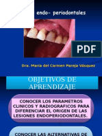 Lesiones Endoperiodontales 2012 ABRIL 13-4-12