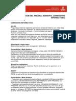 Resum del treball de Guanyar Alcoi a les Comissions Informatives (Juliol 15-Octubre 15)