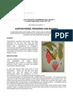 05 Suppositories Etc