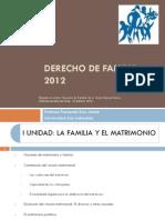 Derecho de Familia Chile