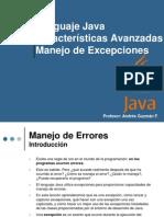 2 5 Java-excepciones