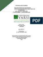 Cover Studi Kasus Pasien
