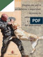Entrenamiento para perros