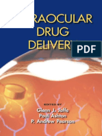 Intraocular Drug Delivery