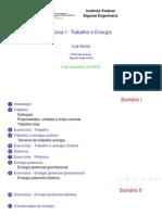 Fisica I - Trab_energia