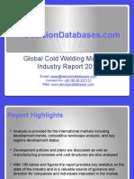 Global Cold Welding Machine