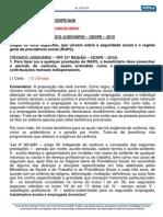 QUESTÕES DE DIREITO PREVIDENCIÁRIO - CESPE UNB - 02.pdf