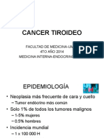 Cancer Tiroideoumss