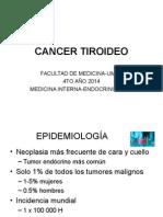 Cancer Tiroideoumss