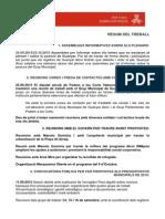 Recopilació de la feina del Grup Municipal Guanyar Alcoi (Juniol 15-Octubre 15)