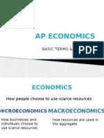 AP Econ Basic Terms Concepts PPT