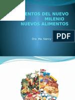 Alimentos Nuevo Milenio 2013