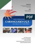 Industrialização do caranguejo uçá do Delta do Parnaíba