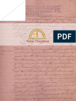 Boletín del Archivo Naciona del Ecuador Diezmos Cajas