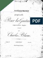 Divert. Blum Cahier 2