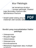 Fraktur Patologis