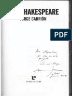 CARRION Teleshakespeare
