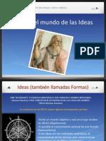 Platon 2 Dualismoontologicoteoriaideas