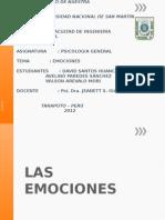 diapositiva emociones