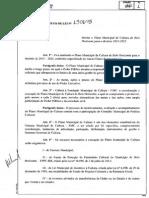 PL 1501-15 - Aprova PMC