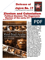 IDOT 17 Zionism and Colonialism