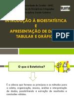 Introdução a Bioestatística e Apresentacao de dados tabular e grafica 2012(1).pdf