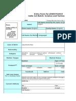 Entry Form(1st Batch) (1)