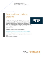 Structural Heart Defects Structural Heart Defects Overview