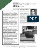 Echo Park Security Assn.  Newsletter Spring 08