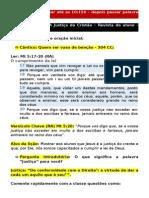 13092015 EBD Lição5 Justiça