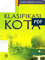 Klasifikasi JENIS Kota