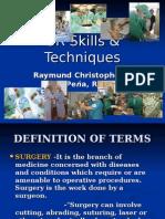 Perioperative Nursing unp