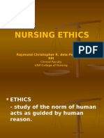 Nursing Ethics i