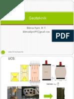 Geoteknik IV