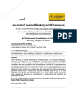 White Paper on Internet Banking and Commerce