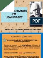 Jean Piaget - Apresentação