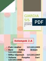 Giardiasis Kel 2A