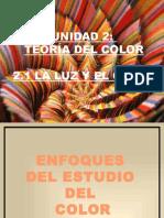 2.1 La Luz y El Color