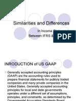IFRS Vs US GAAP
