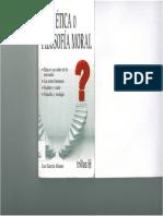 Libro Ética o Filosifía Moral Luz García