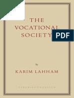 The Vocational Society
