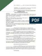 Ação Declaratória de Cancelamento de Multa